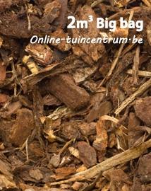 Boomschors pinus sylvester 25-40 mm/big bag 2m³