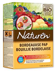 Bordeauxse pap voor tomaten, druiven en aardappelen 390g