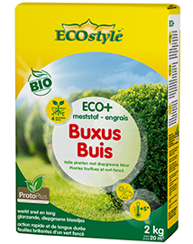 Ecostyle Mest voor Buxus ECO+ 20m²