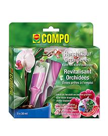 Compo Herstelkuur Orchidee meststof 5 x 30ml