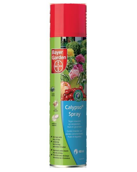 Calypso Garden spray tegen insecten op fruit, groenten en sierplanten 400ml