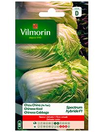 Vilmorin Chinese Kool zaden Spectrum F1 0,8g