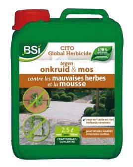 BSI Cito Azijnzuur tegen onkruid en mos 2,5L