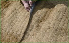 Plantex Cocomat Anti worteldoek met cocos 1,20m x 22,5m
