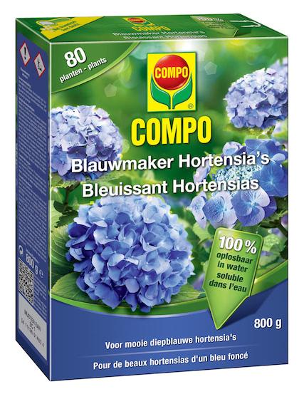 Compo Blauwmaker voor hortensia's 800g