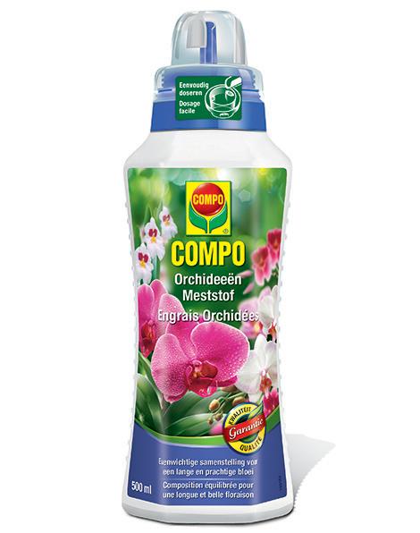 Compo Meststof voor Orchideeën 500 ml