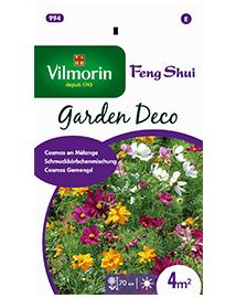 Bloemenmengsel zaden Feng Shui tuin 8g