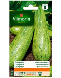 Vilmorin Courgette zaden Groene vollegrond 5g