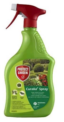 Curalia Spray ziekten op planten bestrijden 1L (Twist Plus)