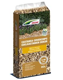 DCM Castanea Coverchips boomschors van kastanje 60L