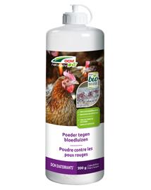 Bloedluis bij kippen bestrijden en voorkomen met diatomeeënaarde 200g