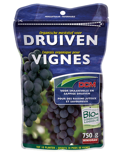 DCM Meststof Druiven 750g