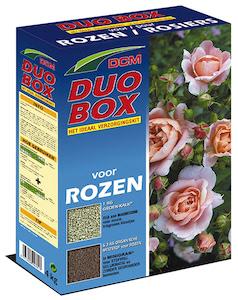 DCM Duobox Rozen meststof en groenkalk 4kg