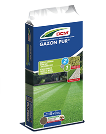DCM Meststof Gazon Pur® met anti-moswerking 10Kg