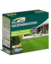 DCM Gazonmeststof voor een diepgroen gazon 40m²