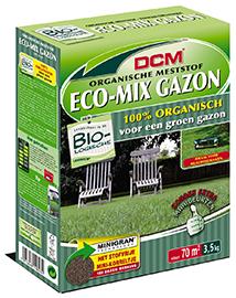 DCM Gazonmeststof Eco-Mix Gazon 70m²