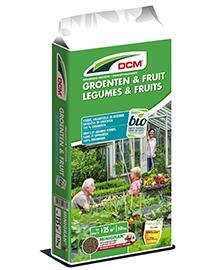 DCM Meststof voor groenten en fruit 10kg