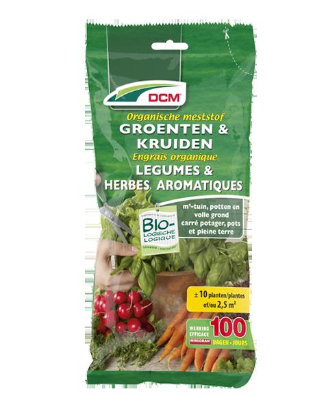 DCM Meststof Groenten & Kruiden 200g