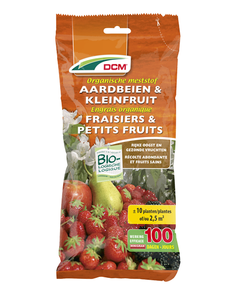 DCM Mestsof Aardbeien & Kleinfruit 200g