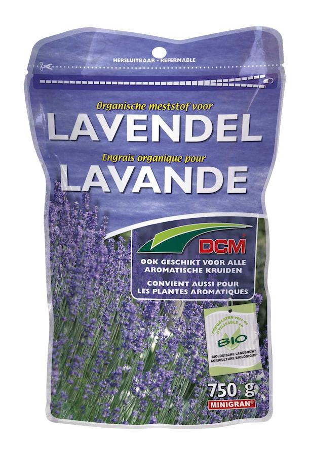DCM Meststof Lavendel en aromatische planten 750 g