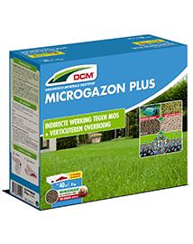 DCM Microgazon plus tegen mos en vilt 40m²