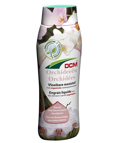 DCM Vloeibare meststof orchideeën 800ml