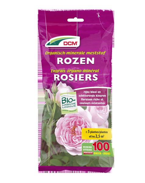 DCM Meststof Rozen & Bloemen 200g