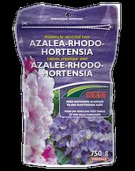 DCM Meststof Azalea Rhododondron Hortensia 750g