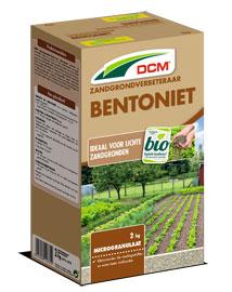 DCM Bio Bentoniet gesteentemeel 2Kg