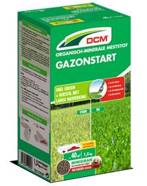 DCM Meststof Gazonstart 1,5 Kg