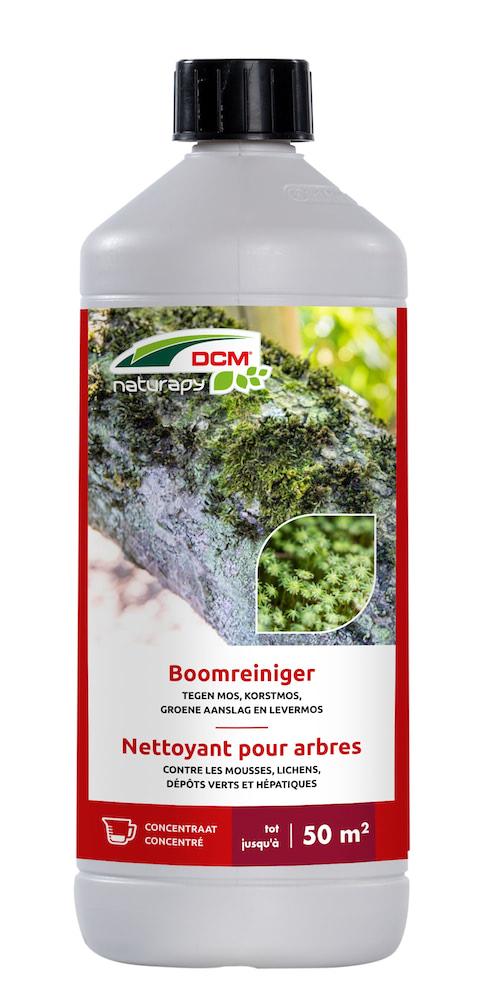 Mos op fruitbomen bestrijden met DCM Boomreiniger
