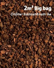 Decoratieve schors PREMIUM 15-25 mm/big bag 2 m³