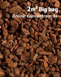 Decoratieve schors PREMIUM 25-40 mm/big bag 2 m³