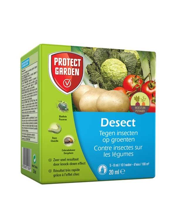 Decis Plus Insecten bestrijden in moestuin 20ml (Desect)