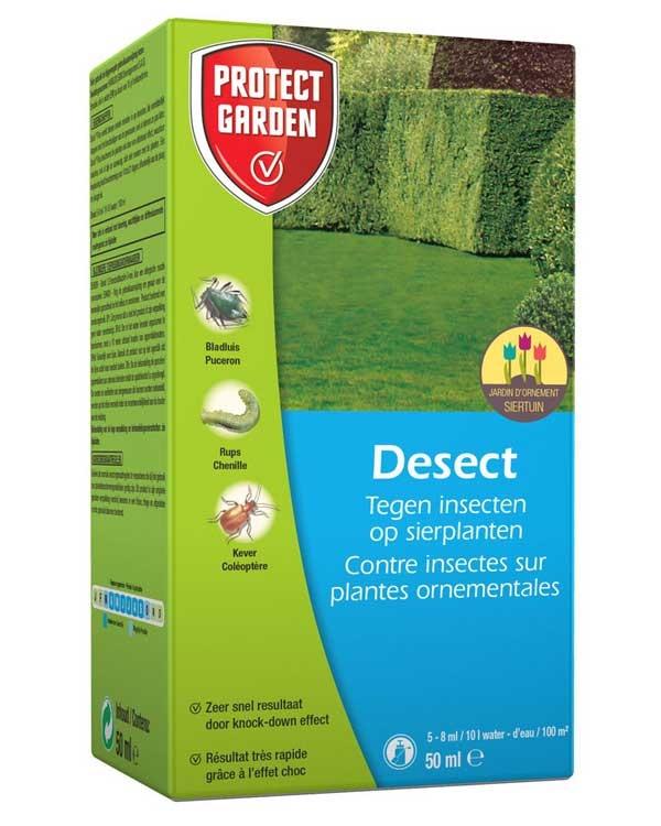 Decis Plus Insecten bestrijden in siertuin en moestuin 50ml (Desect)