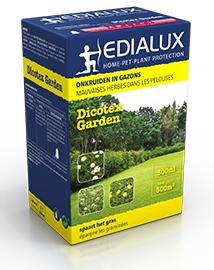 Dicotex Garden tegen onkruid in gazon 500ml