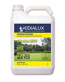 Dicotex RTU tegen onkruiden in gazons 5L
