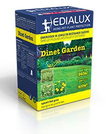 Dinet Garden tegen onkruiden in jonge gazons 240ml