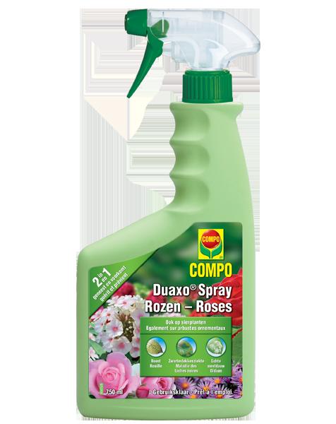 Compo Duaxo Spray tegen ziekten op Rozen 750ml