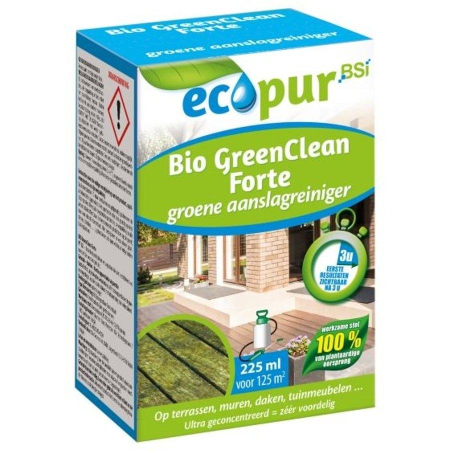 Ecologisch groene aanslag verwijderen - GreenClean Forte 125m²