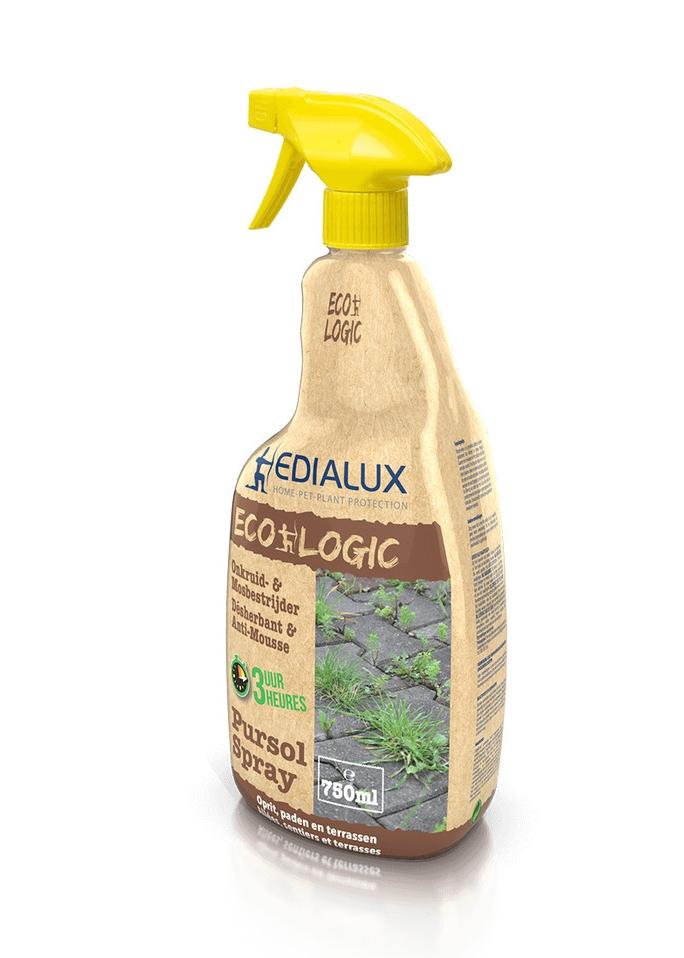 Ecologische totale onkruidverdelger - Pursol spray 750ml