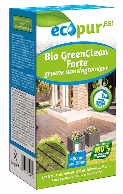 Ecologische groenreiniger GreenClean Forte 250m²
