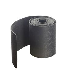Ecorub® Tuinafboording uit rubber 5m x 25cm