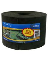 EcoRub® Rubberen afboording voor tuin 10m x 15cm