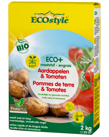Ecostyle Aardappelen en tomaten ECO+ 20m²
