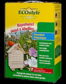 Ecostyle Educatief Bijenhotel