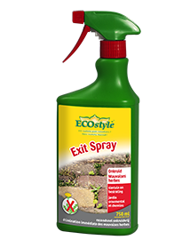 Ecostyle Exit spray Onkruidverdelger zonder glyfosaat 750ml