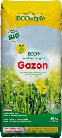 Ecostyle Gazonmeststof Gazon ECO+ 20kg
