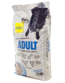 Ecostyle Hondenbrokken VitaalCompleet Adult 12Kg