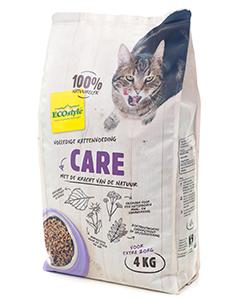 Ecostyle Kattenvoer VitaalSpeciaal Care 4Kg